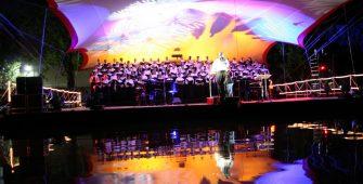 Concert Animation Agence Entreprise Scene Flottante Bobigny