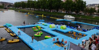 évènement-nautique-plage-urbaine-Parc-Pour-Familles-Strasbourg