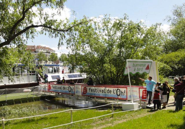 Festival De L Oh Halte Nautique Pour Collectivite Vitry sur Seine